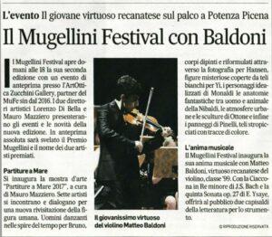 (Corriere adriatico, 08.09.17)