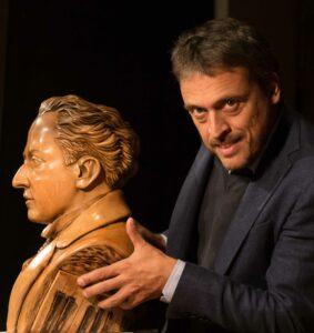 Lorenzo di Bella con Mugellini