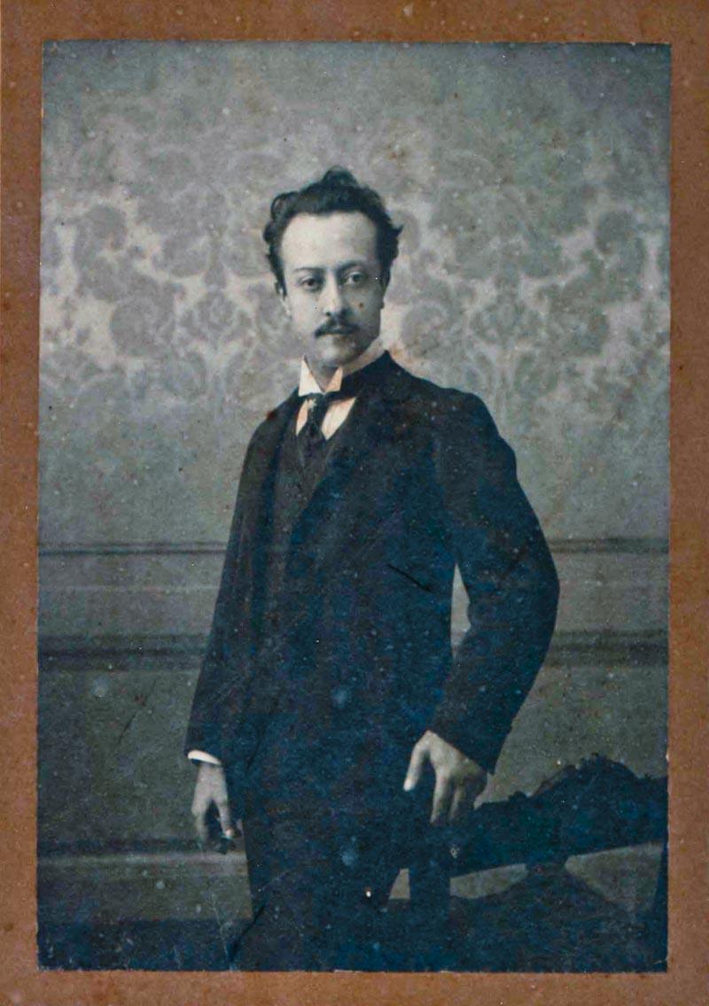 Bruno Mugellini, Potenza Picena,